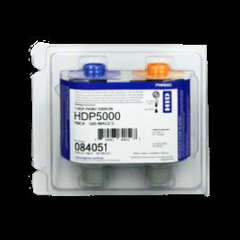 รูปของ HID YMCK Full Color Ribbon - 500 Images (PN:84051) สำหรับรุ่น HDP5000