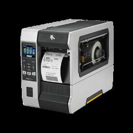 รูปของ ZEBRA ZT610 Industrial Barcode Printer 600 DPI เครื่องพิมพ์สติ๊กเกอร์และบาร์โค้ด อุตสาหกรรม
