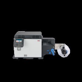 รูปของ OKI Pro1050 Label Printer เครื่องพิมพ์ สติ๊กเกอร์ ฉลากสี ฉลากสินค้า