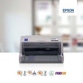รูปของ EPSON LQ-630 Dot Matrix Printer เครื่องพิมพ์ใบเสร็จแบบหัวเข็ม
