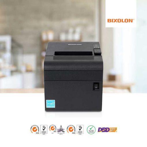 รูปของ BIXOLON SRP-E302 เครื่องพิมพ์ใบเสร็จความร้อน (USB + LAN + SERAIL) (PN:E302ESK) รับประกัน 2 ปี ===> สินค้า EOL แทนด้วย RONGTA RP326