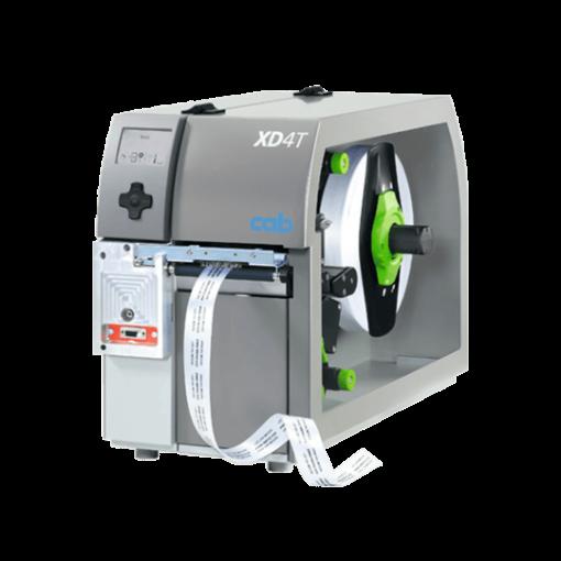 รูปของ CAB XD4T เครื่องพิมพ์สติ๊กเกอร์บาร์โค้ดอุตสาหกรรม 300 DPI