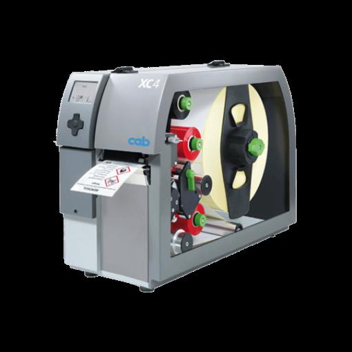 รูปของ CAB XC4 เครื่องพิมพ์สติ๊กเกอร์บาร์โค้ดอุตสาหกรรม 300 DPI