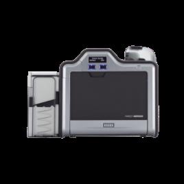 รูปของ HID Fargo HDP5000 SS Single-Sided USB + Ethernet เครื่องพิมพ์บัตร (PN:89600)