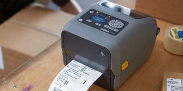 ภาพแบรนด์สินค้า  เครื่องพิมพ์สติ๊กเกอร์ Barcode