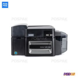 HID Fargo DTC1500 SS Single-Sided USB + Ethernet เครื่องพิมพ์บัตร (PN:51400)