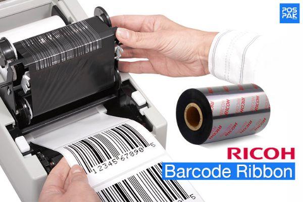 RICOH Barcode Ribbon