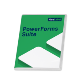 Picture of NICELABEL PowerForms Suite 10 printers (PN:NLPSXX010S)