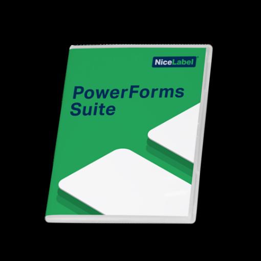 รูปของ NICELABEL PowerForms Suite 10 printers (PN:NLPSXX010S)