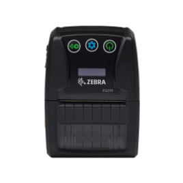 Picture of ZEBRA ZQ210 เครื่องพิมพ์ใบเสร็จ สติ๊กเกอร์ลาเบล ความร้อน แบบพกพา (BLUETOOTH)