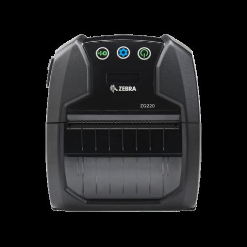รูปของ ZEBRA ZQ220 เครื่องพิมพ์ใบเสร็จ สติ๊กเกอร์ลาเบล ความร้อน แบบพกพา (BLUETOOTH)