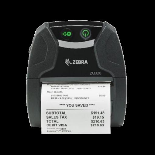 รูปของ ZEBRA ZQ320 เครื่องพิมพ์ใบเสร็จแบบพกพา Mobile Receipt Printers (BLUETOOTH)