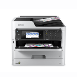 Picture of EPSON WF-C5790 เครื่องพิมพ์อิงค์เจ็ท WorkForce Pro Wi-Fi Duplex All-in-One Inkjet Printer