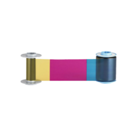 Picture of HID YMCKK Full Color Ribbon - 600 Images (PN:84912) HDP6600