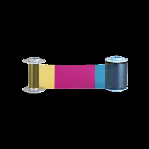 รูปของ HID YMCKK Full Color Ribbon - 600 Images (PN:84912) หมึก สี สำหรับรุ่น HDP6600