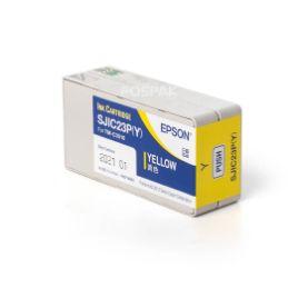 รูปของ EPSON Ink Cartridges ตลับหมึก (Y) สำหรับ EPSON TM-C3510 Black (PN:SJIC23P) (Y)
