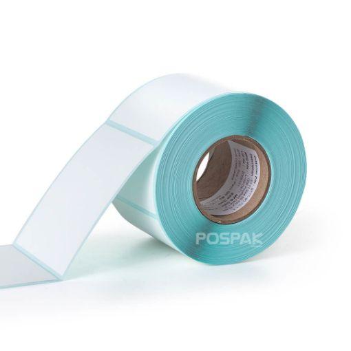 รูปของ ST.TT Size 50 x 70 mm (5 x 7 cm) Sticker 350 ดวง/ม้วน แกน 1.5 นิ้ว สติ๊กเกอร์กระดาษ กึ่งมันกึ่งด้าน (ใช้ร่วมกับ Wax Ribbon หรือ Wax Resin Ribbon)