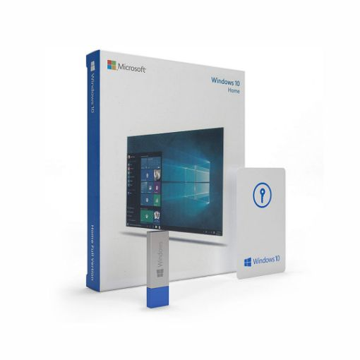 Picture of MICROSOFT Windows 10 Home 32/64 Bit ENG FPP (PN:KW9-00478)