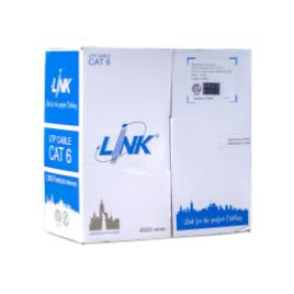 Picture of LINK US-9116 CAT6 UTP ULTRA (600 MHz) w/Cross Filler, 23 AWG, CMR