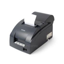 รูปของ EPSON TM-U220A Dot Matrix Printer เครื่องพิมพ์ใบเสร็จแบบหัวเข็ม (ตัดกระดาษอัตโนมัติ ม้วนเก็บสำเนา)