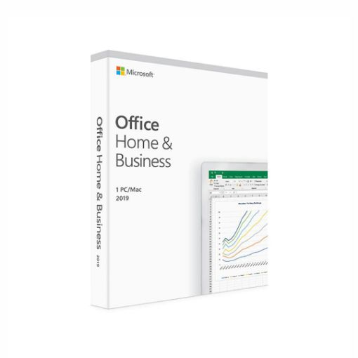 Picture of MICROSOFT Office 2019 Home & Business PC/Mac (Box)(PN:T5D-03249)