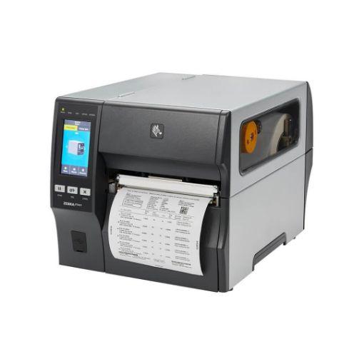 รูปของ ZEBRA ZT421 เครื่องพิมพ์บาร์โค้ด 203DPI (PN:ZT42162-T4P0000Z) Full Rewind