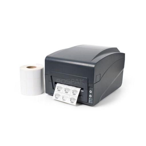 รูปของ GPRINTER GP-1224T เครื่องพิมพ์สติ๊กเกอร์บาร์โค้ด 203 dpi