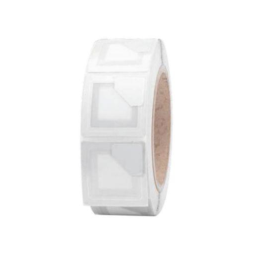 รูปของ SENSORMATIC RF Food 40 x 40 mm สติ๊กเกอร์ป้องกันการขโมยสินค้า (PN:XL40FL-CLR1KAL)