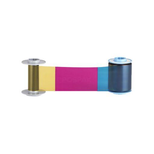 รูปของ HID YMCK Full Color Ribbon - 750 Images (PN:84911) หมึก สี สำหรับรุ่น HDP6600