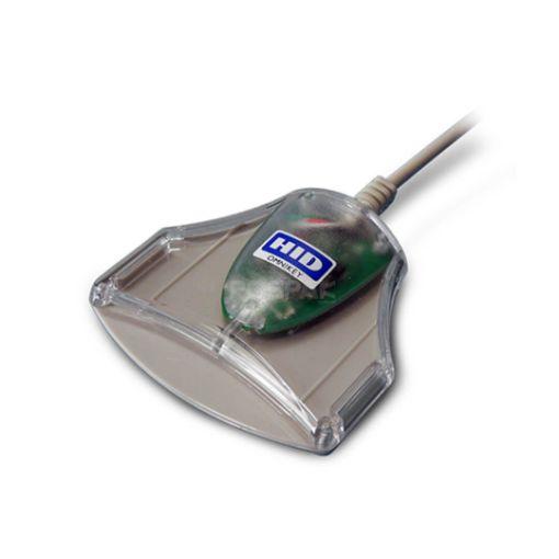รูปของ HID OMNIKEY 3021 Smart Card Reader เครื่องอ่านบัตรสมาร์ทการ์ด (PN:R30210315-1)