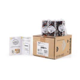 Picture of ยกกล่อง INKANTO AXR7+ Size 110mm X 300m F/O แกน 1 นิ้ว Resin Ribbon หมึกริบบอน (PN: T12800IO) 10 ม้วน