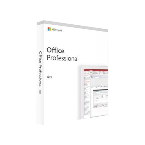 รูปของ MICROSOFT Office 2019 Professional PC (Box) (PN:269-170776)