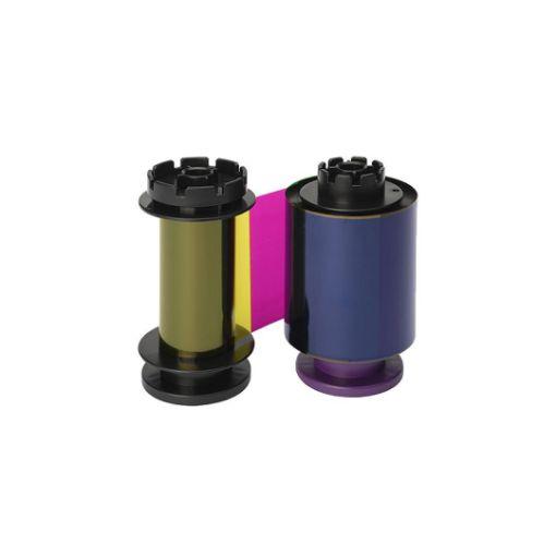รูปของ EVOLIS YMCK RT Color Ribbon ริบบอนสี 500 prints/roll (PN:RTF010SAA)