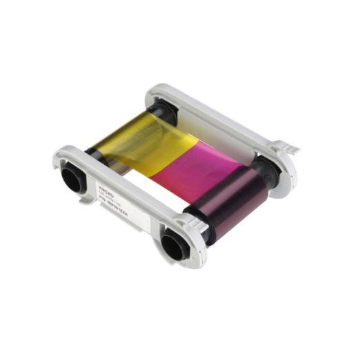 Picture of EVOLIS YMCKO Color Ribbon ริบบอนสี 200 prints/roll (PN:R5F002SAA)