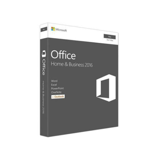รูปของ MICROSOFT Office 2016 Home and Business (Box) 32/64 Bit For MAC