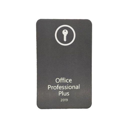 Picture of MICROSOFT Office 2019 PROFESSIONAL PLUS (OEM COA Sticker) 32/64 Bit