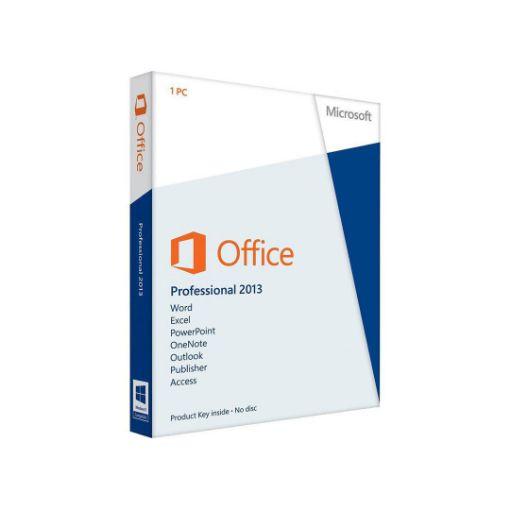 Picture of MICROSOFT Office 2013 Professional PC (Box) 32/64 Bit