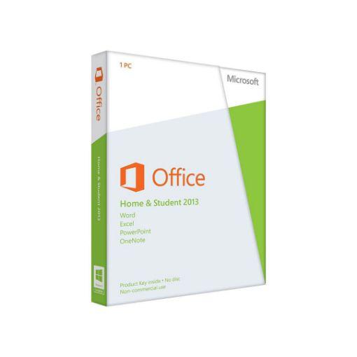 รูปของ MICROSOFT Office 2013 Home and Student 2013 PC (Bit) 32/64 Bit