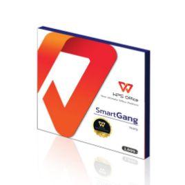 Picture of WPS Office Smart Gang 1 ปี Cloud 80 GB ใช้งานได้ 4 User ชุดโปรแกรมออฟฟิศ