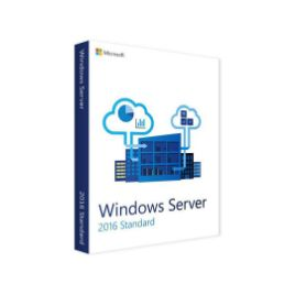 Picture of MICROSOFT Windows Server 2016 (16-Core) Standard Edition for HPE Server