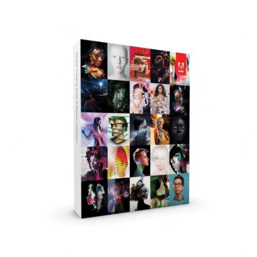 Picture of ADOBE Creative Suite 6 Master Collection โปรแกรมสำหรับงานดีไซน์