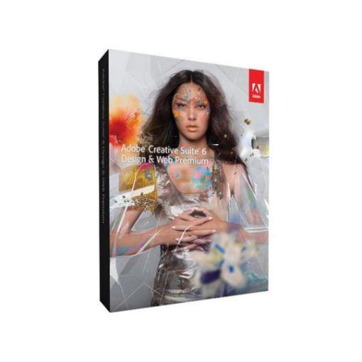 รูปของ ADOBE Creative Suite 6 Design & Web Premium โปรแกรมสำหรับงานดีไซน์