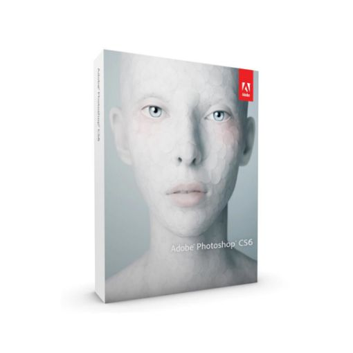 Picture of ADOBE Photoshop CS6 Standard โปรแกรมสำหรับงานดีไซน์