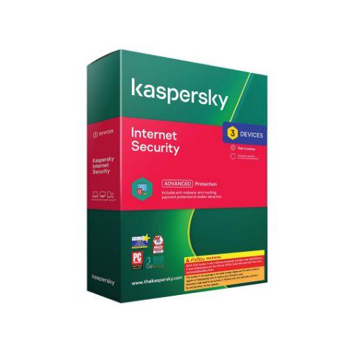 รูปของ KASPERSKY Internet Security ป้องกันไวรัส 3PC / 2Year