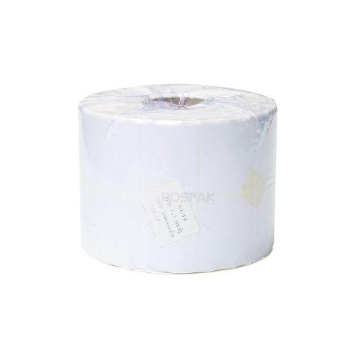 รูปของ ST.TT Size 4 x 3 cm 4,000 ดวง/ม้วน 2 ดวง/แถว แกน 1.5 นิ้ว สติ๊กเกอร์กระดาษ กึ่งมันกึ่งด้าน (ใช้ร่วมกับ Wax Ribbon หรือ Wax Resin Ribbon)