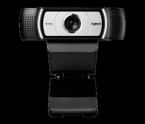 รูปของ Logitech Webcam C930e Full HD (PN:960-000976) เว็บแคมเพื่อธุรกิจ 1080p ขั้นสูงพร้อมรองรับ H.264