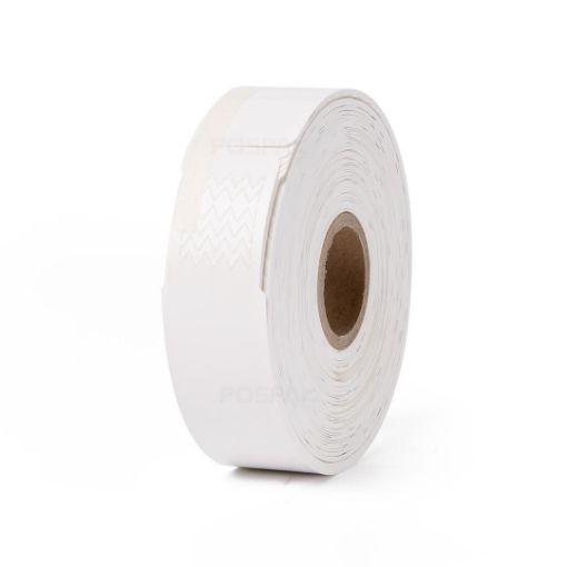 รูปของ WB01 White Size 279 x 25.4 mm PET Thermal WristBand สายรัดข้อมือ สำหรับผู้ใหญ่ จำนวน 200 ดวง/ม้วน