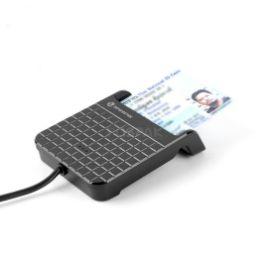 รูปของ ZOWEETEK ZW-12026-5 Smart Card Reader เครื่องอ่านบัตรสมาร์ทการ์ด